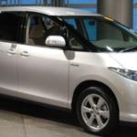 Вавтоконцерне Тоёта создадут четвёртое поколение автомобиля Estima