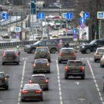 Парк автомобилей московского региона превысил 8 млн. машин