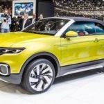 Винтернете появились первые рендеры серийного кроссовера VW T-Cross