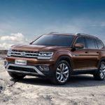 VWпредставит шесть новых моделей в 2017-ом году