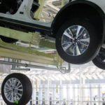 Производство авто вПетербурге за4 месяца выросло на40%