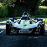 ВБритании появился 1-ый вмире одноместный спорткар для полиции