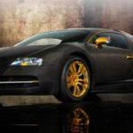 Единственный Бугатти Veyron Mansory Linea Vincero выставлен на реализацию