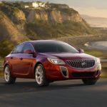 Buick на100% рассекретили новый седан Regal
