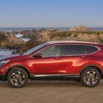 Размещены цены Хонда CR-V обновленного поколения для Российской Федерации