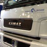 ВIквартале 2017 года продажи КАМАЗа увеличились на37%