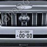 Вweb-сети появились фото улучшенного Land Cruiser Prado