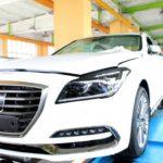 Производство легковых авто вРФ вянваре-апреле возросло на22,3%