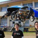 Тоёта инвестирует вразработку летающего автомобиля
