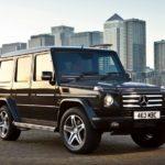 Benz отзывает 3,4 тысячи авто в РФ