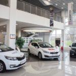 Продажи новых легковых автомобилей в РФ вконце весеннего периода увеличились на14,7%