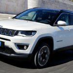 Новый Jeep Compass привезут в Российскую Федерацию зимой