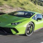 Новый Lamborghini Huracán установил рекорд скорости напервом тест-драйве