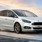 Форд S-Max получит версию ST-Line