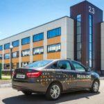 «АвтоВАЗ» начал производство двухтопливной Лада Vesta CNG