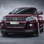 Китайские представители начали продажи кроссовера Zotye T600 Coupe