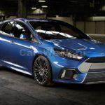 Объявлена линейка цен нановый Форд FocusRS 2018