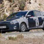 Шпионы изучили салон Форд Focus обновленного поколения