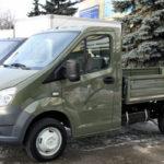 Новая ГАЗель Next появится нарынке в 2018-ом