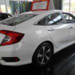 ВЯпонии дан старт продажам Хонда Civic новоиспеченной версии