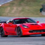 Спорткар Шевроле Corvette Z06 уже доступен для испытаний вРФ