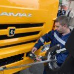 ВIполугодии продажи «КамАЗа» возросли на20%
