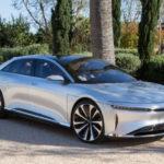Новый седан Lucid Air превзошел Tesla Model S