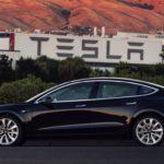 Илон Маск продемонстрировал фото нового Tesla Model 3