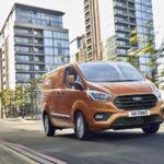Форд представил новый фургон Transit Custom