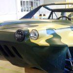 В Российской Федерации создали трехсредный джип «Тритон»