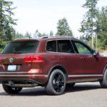 VW Touareg уходит с рынка Америки