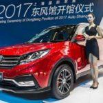 Dongfeng представит на русском рынке седан итри джипа