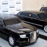 Мощность президентского лимузина «Кортеж» будет достигать 850 л.с.