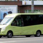 ВНижнем Новгороде появились «Газели» нового поколения для перевоза пассажиров