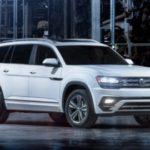 Новый Фольксваген Touareg 2018 модельного года замечен натестах вКитайской республике