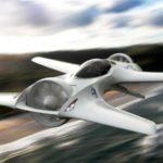 DeLorean разрабатывает летающую версию автомобиля из«Назад вбудущее»