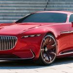 ВСША Mercedes-Maybach презентует новое шикарное авто