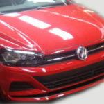Появились первые фотографии нового седана VW Polo