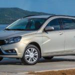 Продажи новоиспеченной версии Лада Vesta вКазахстане начнутся вянваре
