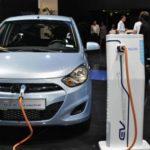 К 2022г. Хендай сделает три электромобиля