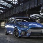 Специальная версия Форд FocusRS Edition получила неповторимый дифференциал сограниченным скольжением