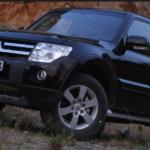 В РФ вкоторый раз подорожал вседорожный автомобиль Митцубиси Pajero