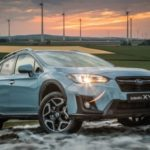 Названы русские цены на Субару XV обновленного поколения