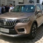 Вседорожный автомобиль Brilliance V7 рассекретили до официального анонса