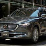 Официально представлен семиместный кроссовер Mazda CX-8