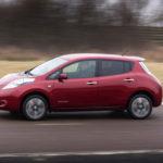 В Российской Федерации среди электромобилей лидирует Ниссан Leaf