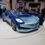 Borgward представила электрокар Isabella Concept воФранкфурте