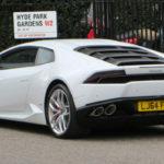 Новый инновационный суперкар Lamborghini представят в 2017г