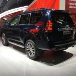 Тойота обновила вседорожный автомобиль Land Cruiser Prado