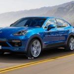 Производителе автомобилей Порше собирается сделать новейшую версию Cayenne кросс-купе